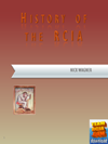 RCIA image: History of the RCIA, PDF and PowerPoint download by Nick Wagner
